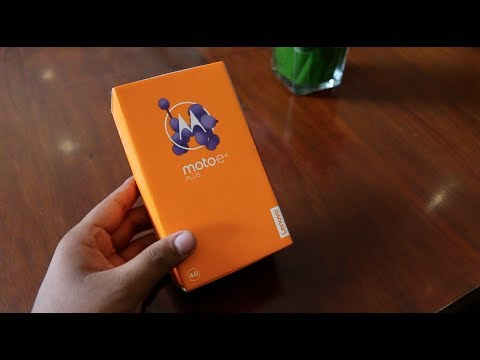Moto E4 Plus India Unboxing, Hands on, Camera, Features, Price