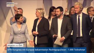 Vor Ort: ENF-Treffen in Koblenz (Teil 1) vom 21.01.2017