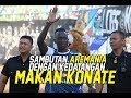 Download Video SAMBUTAN AREMANIA DENGAN KEDATANGAN MAKAN KONATE 3GP MP4 FLV