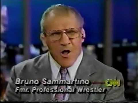 Larry King Live: Vince McMahon & Bruno Sammartino. March 13th, 1992