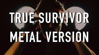 True Survivor (David Hasselhoff - Kung Fury) // Jonathan Young POWER METAL VERSION