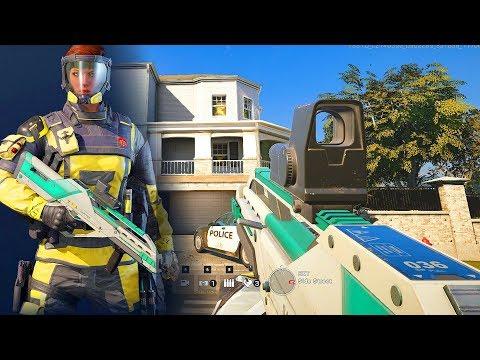 Xxx Mp4 RAINBOW SIX SIEGE FINKA GAMEPLAY New Operation Chimera DLC 3gp Sex
