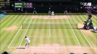 Djokovic VS Federer | Wimbledon 2014 Final