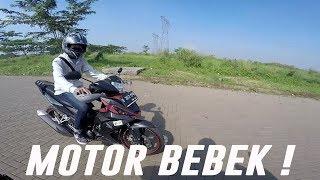 MOTOVLOG || NYOBAIN HONDA SUPRA GTR 150