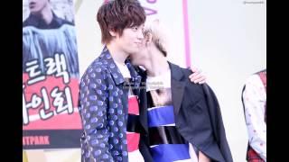 Teen Top Niel x L.Joe (NielJoe) Couple