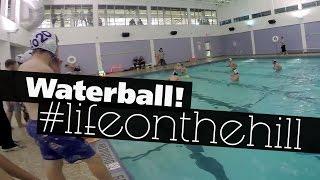 #lifeonthehill @bthouston, @alikaywould Waterball!