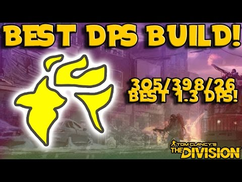 Best PvP DPS Build in 1.3! FireCrest/BLIND (The Division) Mp3