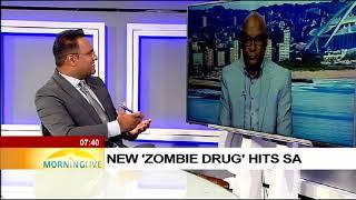 """New """"Zombie Drug"""" hits SA"""