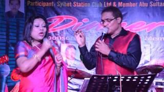 Mita Mirza & Tapon Chowdhury