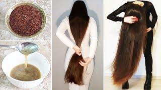 ضعيها لشعرك و الفراغات بالليل ولن تصدقي النتيجة شعر طويل وكثيف كشعر الهنديات بمكون واحد فقط