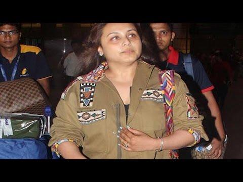 Rani Mukherjee's SHOCKING WEIGHT GAIN