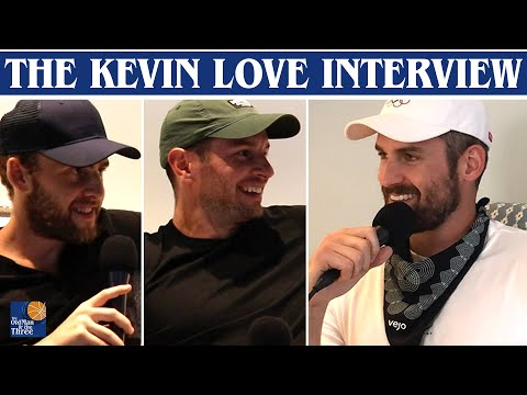Kevin Love on The Playoffs Mental Health and Playing w LeBron w JJ Redick & Tommy Alter