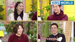 Happy Together   해피투게더 – Kim Seungwoo, Koh Soohee, Jeong Soyoung, Lee Taeseung, etc [ENG/2018.02.08]