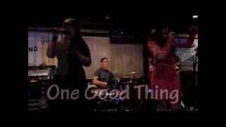 One Good Thing band at BIGGIES