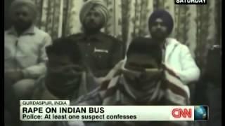 Punjab: Six men arrested for rape in Punjab, India 12-01-2013