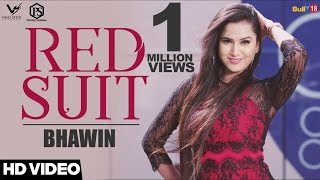 Red Suit || Bhawin || VS Records || Latest Punjabi Song 2016