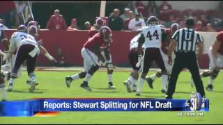 ArDarius Stewart expected to declare for NFL Draft