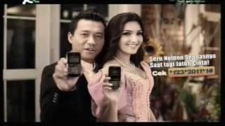Anang & Ashanty Iklan Nexian TV