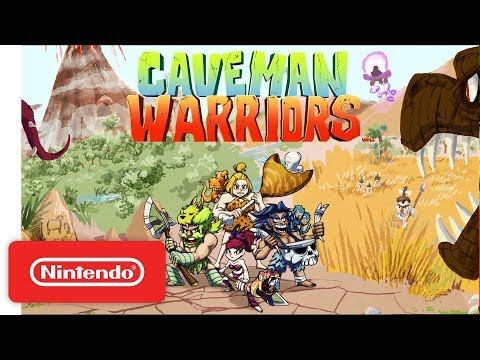 Xxx Mp4 Caveman Warriors Free Your Inner Caveman Nintendo Switch 3gp Sex