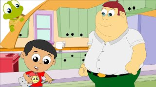 Johnny Johnny Yes Papa - Nursery Rhyme