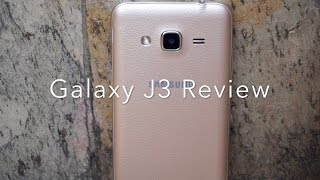 Samsung Galaxy J3 (2016) Review- Overpriced?( Full In Depth Review)