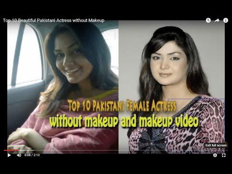 Top 10 Beautiful Pakistani Actress without Makeup