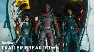 Deadpool 2 Trailer- Deadpool, Meet Cable Trailer Breakdown in Hindi   SuperSuper