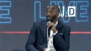 Kobe Bryant Off the Court