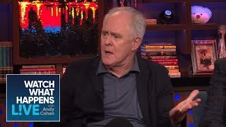 Did John Lithgow Turn Down Being The Joker? | WWHL
