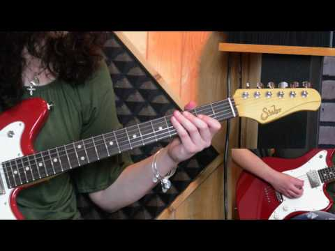 Xxx Mp4 Chelsea Constable Signature Tone Solo Lesson Hot For Teacher By Van Halen 3gp Sex