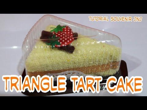 Xxx Mp4 Triangle Tart Cake 🎂 Cara Mudah Membuat Souvenir Dari Handuk 🎂 Kue Tar Segitiga 3gp Sex