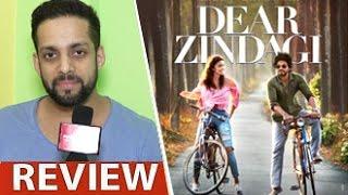 Dear Zindagi Review by Salil Acharya | Shah Rukh Khan, Alia Bhatt, Kunal Kapoor | Full Movie Rating