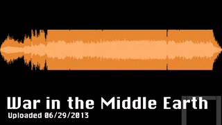 Chiptunes, Cracktros & .Mod Music - War in the Middle Earth
