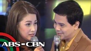 John Lloyd, Bea act out hit movie in gay lingo