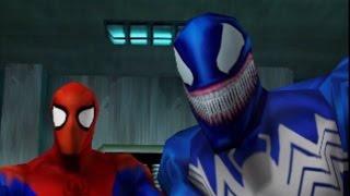 Spiderman 2000 Full Movie All Cutscenes Cinematic