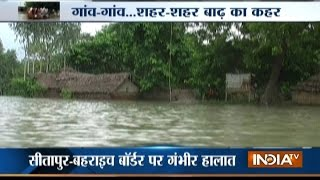 UP Floods: Water Level in Sharda, Rafti and Ghagra River Rises