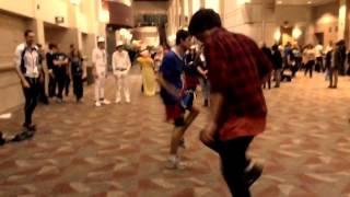 Shuffling At Shuto Con 2014