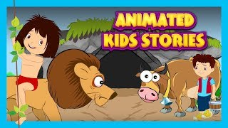 Animated Kids Stories In English - Kids Hut Stories || Tia and Tofu Storytelling