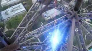 Loke Bole by James with the Eiffel Tower