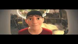 Big Hero 6 •Linkin Park - Leave Out All The Rest •【AMV】