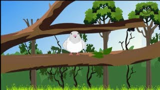 Aesop's Fables - The Ant and the Dove - Moral Stories for Children