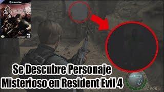 Se Descubre un Personaje Misterioso Oculto en Resident Evil 4 (Despues de 12 Años)