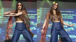 Kriti Sanon's BEST Dance Performance In Public