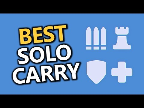 BEST Solo Carry for Each Role Overwatch