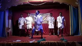 Funny dance at Padubidri -2017