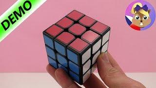 Rubikova kostka   Jak jí jednoduše složit?   Návod