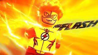 "LEGO The Flash: Crimson Comet - Episode 5 (Season 2) ""Terminal Velocity"""