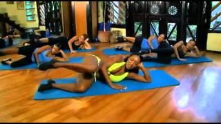 10 minutos  ejercicios para gluteos