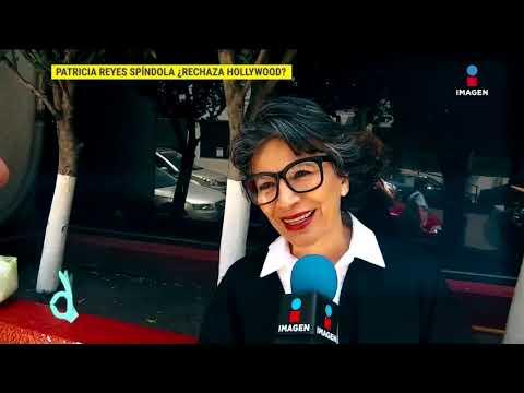 Xxx Mp4 ¡A Patricia Reyes Spíndola No Le Quita El Sueño Trabajar En Hollywood 3gp Sex