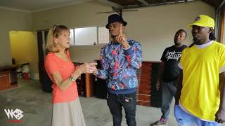 Diamond Platnumz House in South Africa (part1)